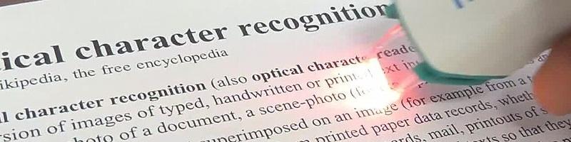 OCR یا تبدیل عکس به متن چیست؟