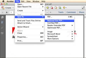 کم کردن-فشرده سازی-کاهش حجم فایل PDF